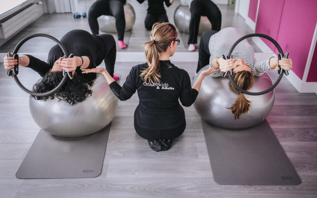 Pilates embarazo: beneficios de su práctica